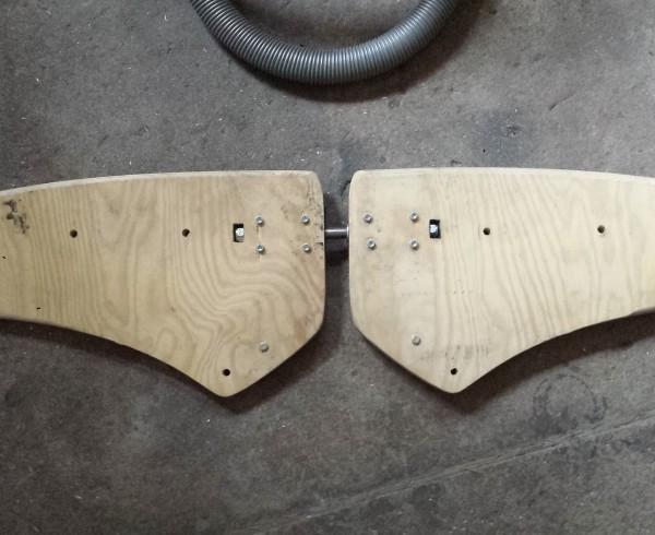 Subwing - skrzydlo