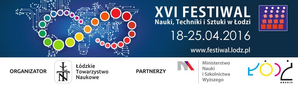 Festiwal Nauki i Sztuki Banner